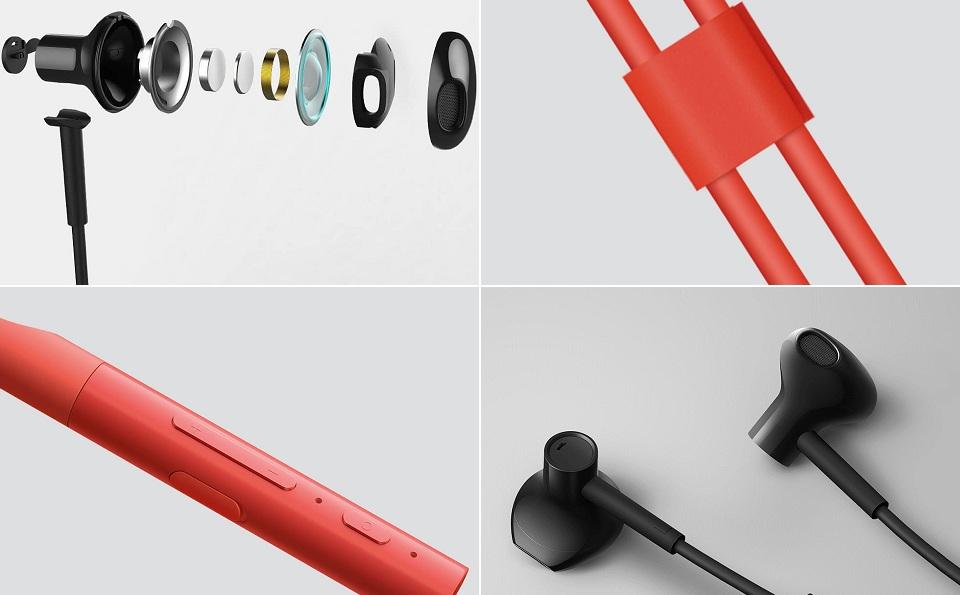 هدفون دورگردنی نسخه جوانان شیائومی MI Bluetooth Neckband Earphone Basic