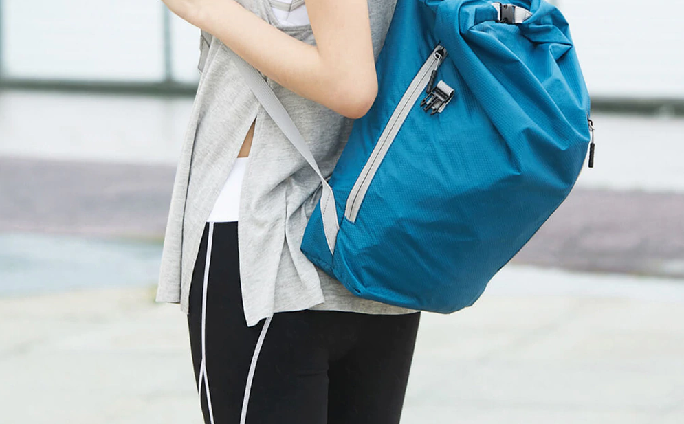 90 FUN Multifunctional Foldable Sports Backpack