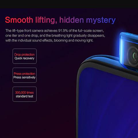 گوشی موبایل شیائومی K20 pro ظرفیت ۱۲۸گیگابایت
