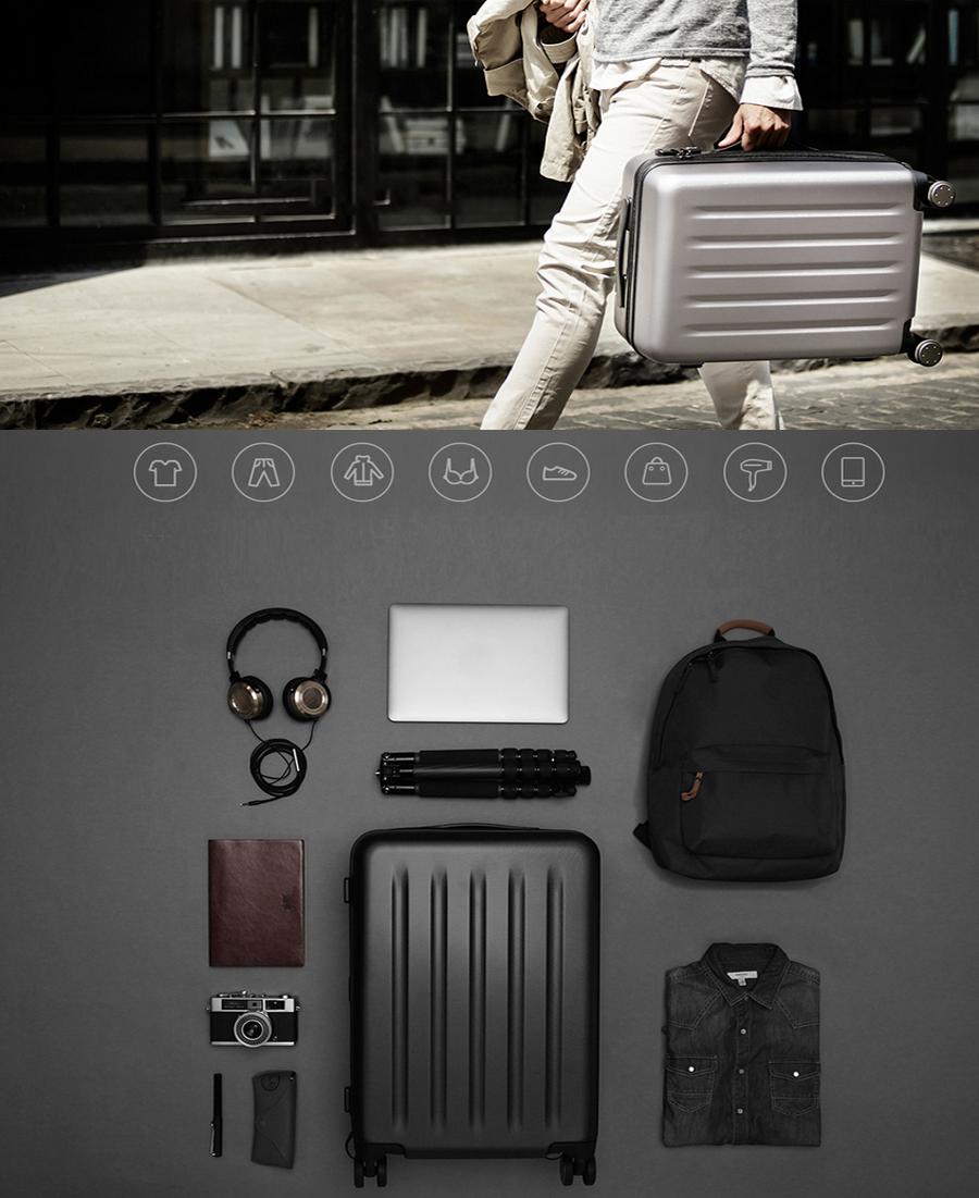 20″ Xiaomi Suitcase Spinnerwheel
