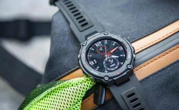 ساعت هوشمند شیائومی مدل Amazfit T-REX رونمایی شد