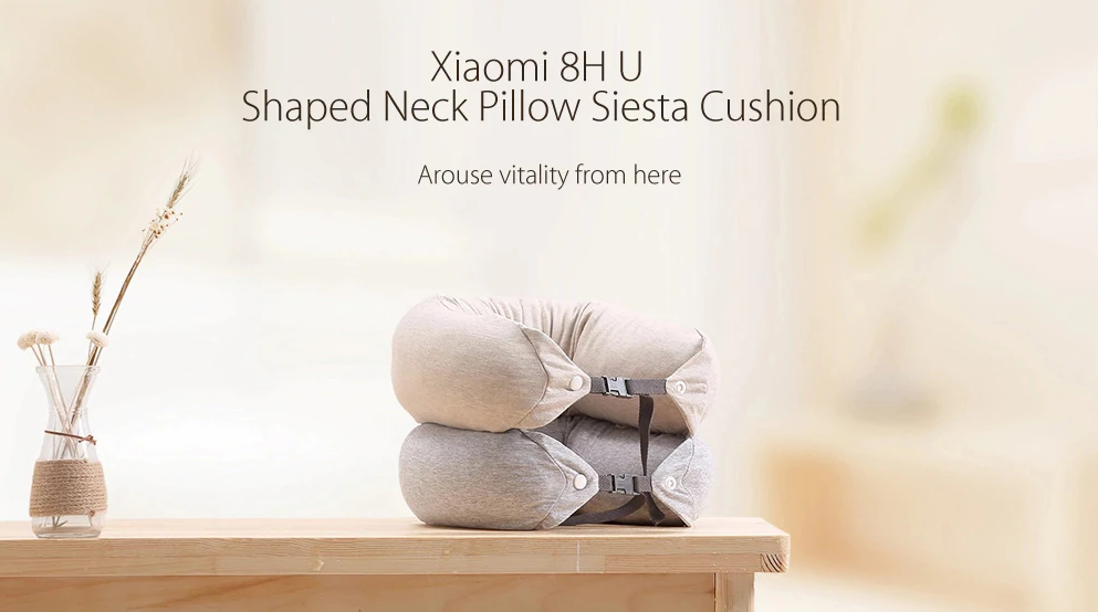 8H travel u-shaped pillow