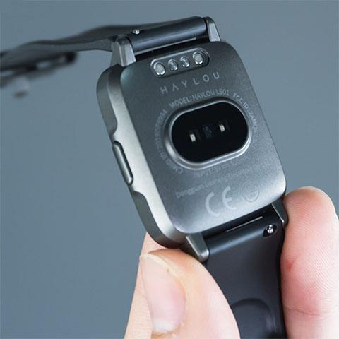 ساعت هوشمند Haylou شیائومی مدل LS01