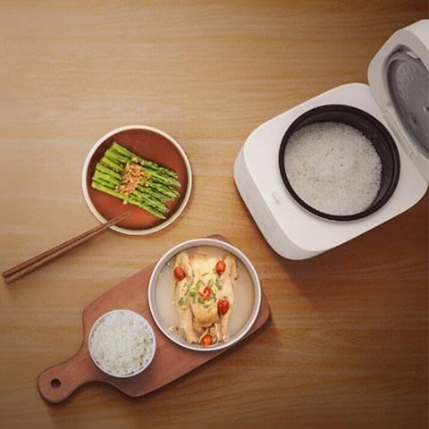 پلوپز مینی 1.6 لیتر Rice COOKER شیائومی مدل DFB201CM