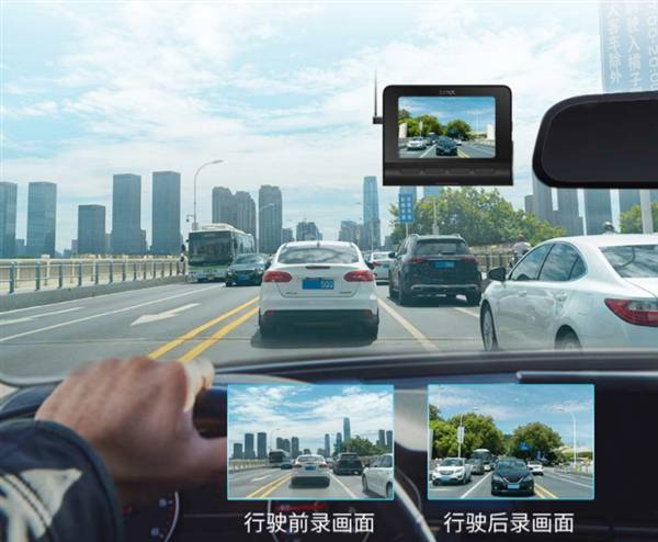 70Mai 4K Smart Driving Recorder A800