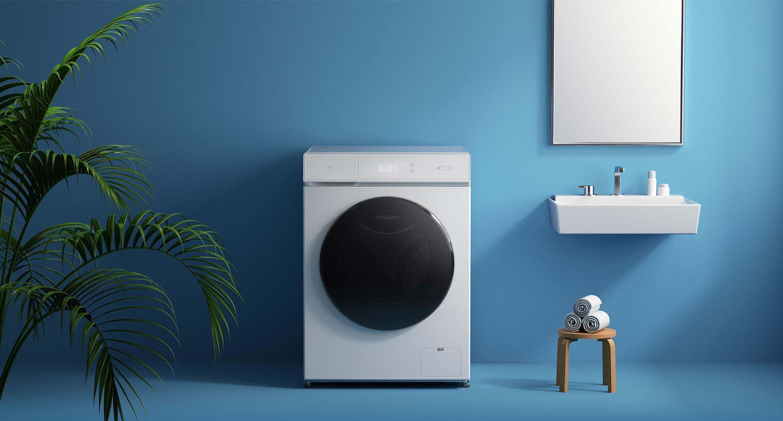 MIJIA Internet Washing Machine and Dryer Pro