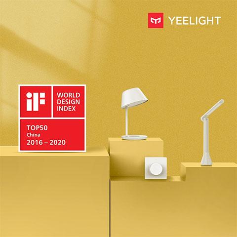 YEELIGHT Folding Charging Small Table Lamp