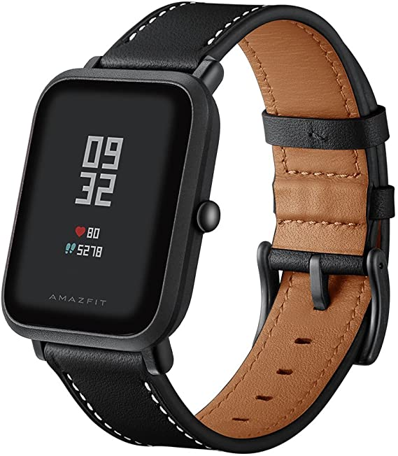 Leather for amazfit bip
