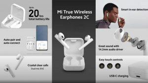 Mi True Wireless Earbuds 2C