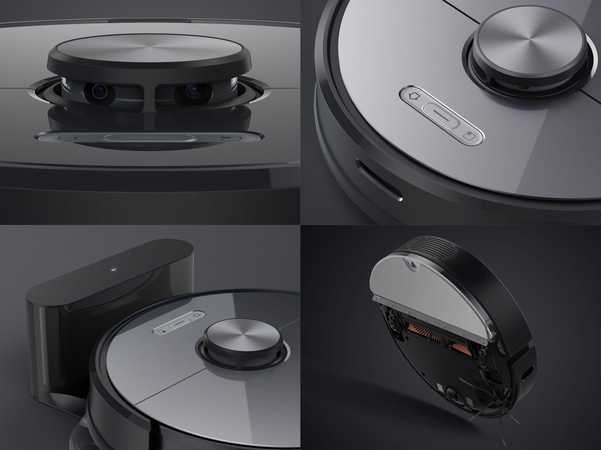 جارو رباتیک شیائومی RoboRock Vacuum Cleaner S6