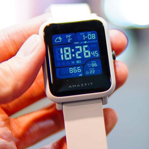 ساعت هوشمند آمازفیت شیائومی مدل Bip S
