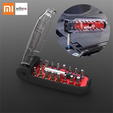 پیچ گوشتی 17 کاره شیائومی Wiha 17-in-1 Wrench Screwdriver Bits Kit