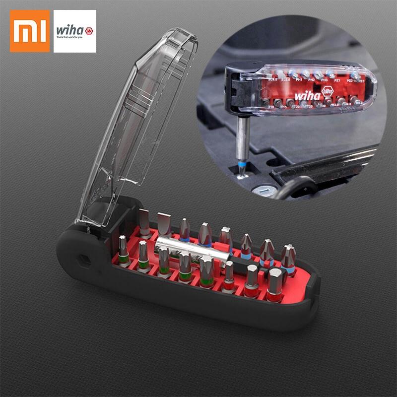 Wiha 17-in-1 Wrench Screwdriver Bits Kit