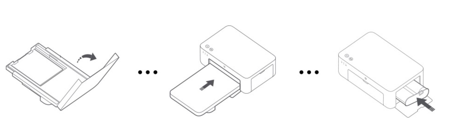 شیائومی از پرینتر قابل حمل MIJIA Photo Printer 1S رونمایی کرد