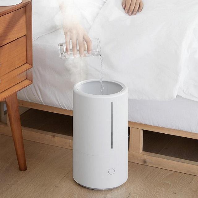 دستگاه بخور هوشمند شیائومی Mi Smart Antibacterial Humidifier ZNJSQ01DEM