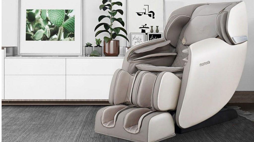 صندلی ماساژور Momoda Smart AI شیائومی با قیمت 953 دلار عرضه شد