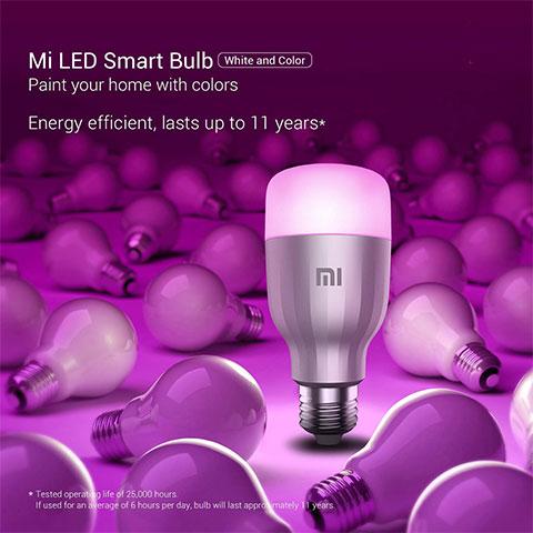 لامپ هوشمند شیائومی مدل Mi Smart LED Bulb Essential