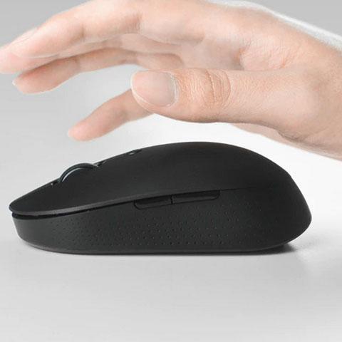 موس بی سیم شیائومی Mi Dual Mode Wireless Mouse Silent Edition