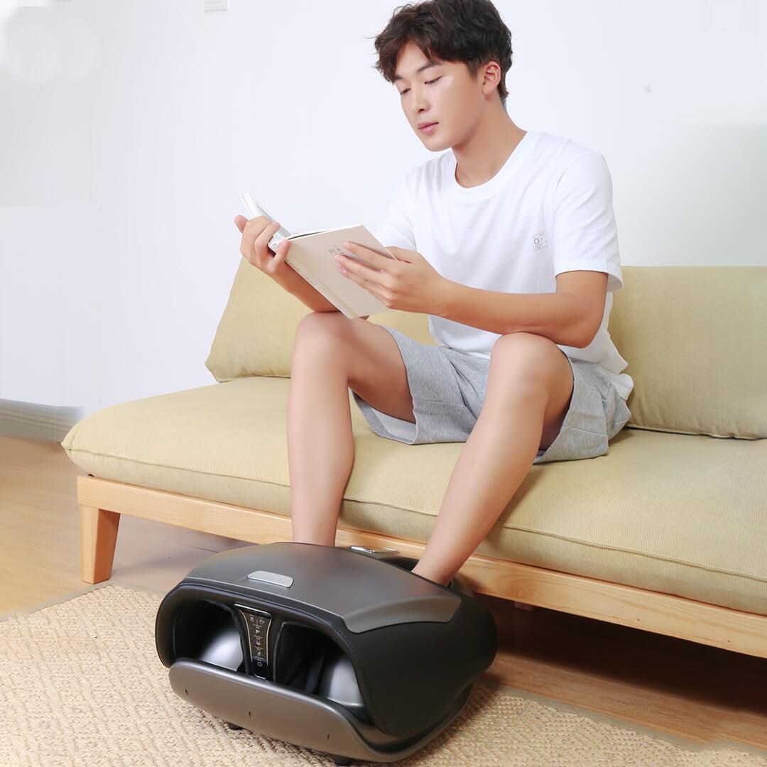 ماساژور پا شیائومی مدل Ripple Leg Massager Calf Foot RP-3600x
