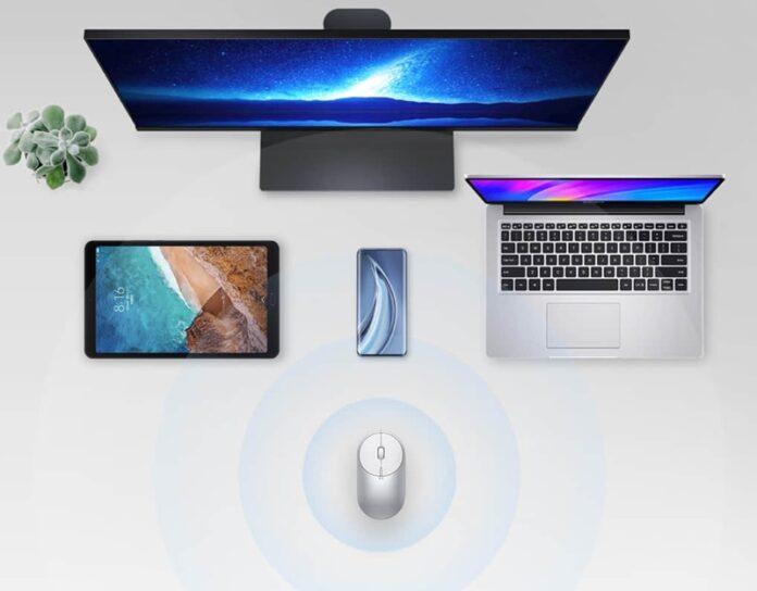 ماوس Mi Portable Wireless Mouse 2 شیائومی