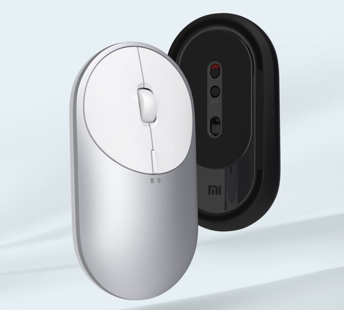 Mi Portable Wireless Mouse 2 شیائومی