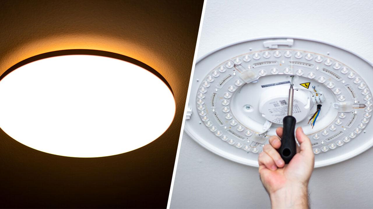 لامپ هوشمند Yeelight YLXD50YL