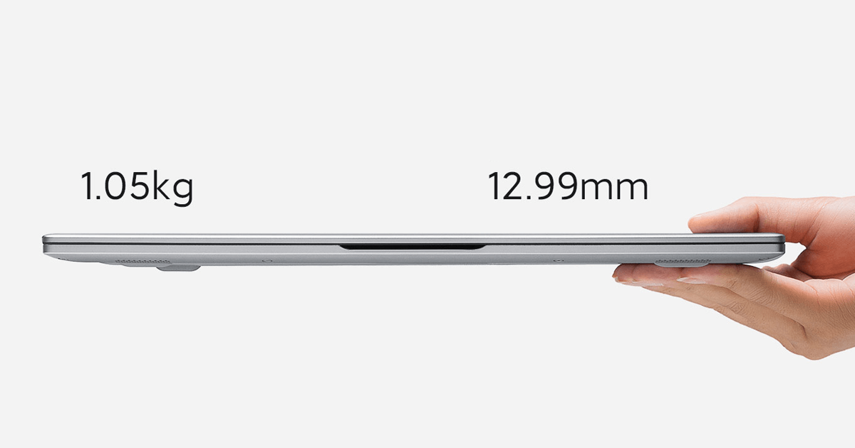اولترابوک RedmiBook Air 13