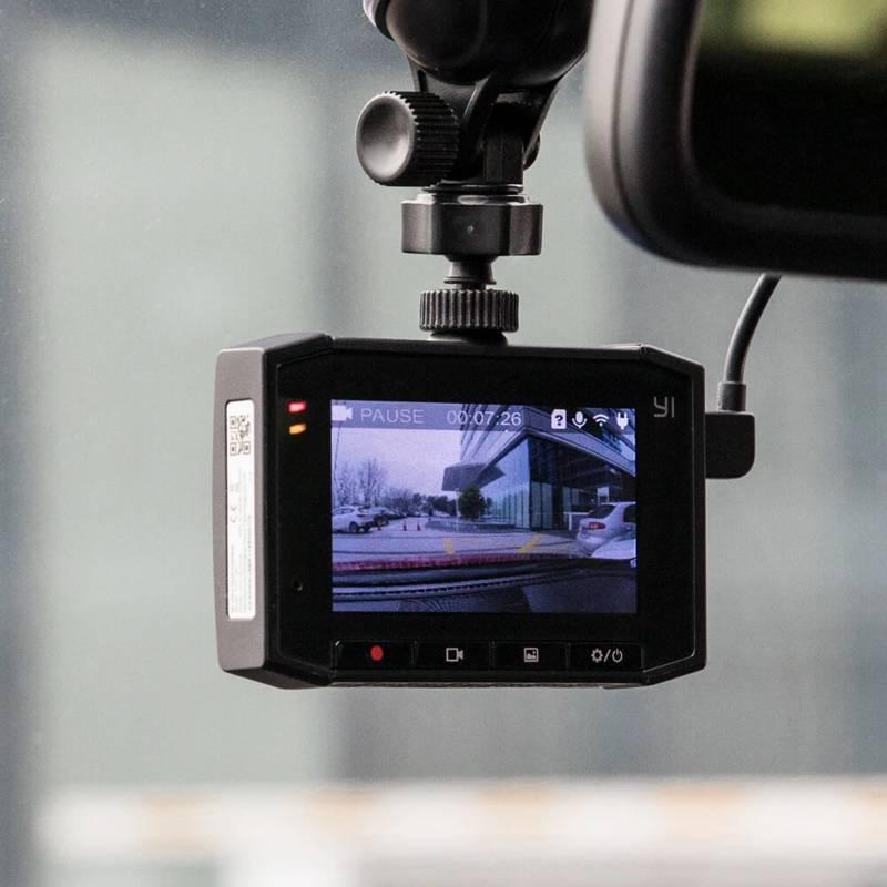 دوربین داشبوردی YI Ultra Dash Camera 2.7K شیائومی