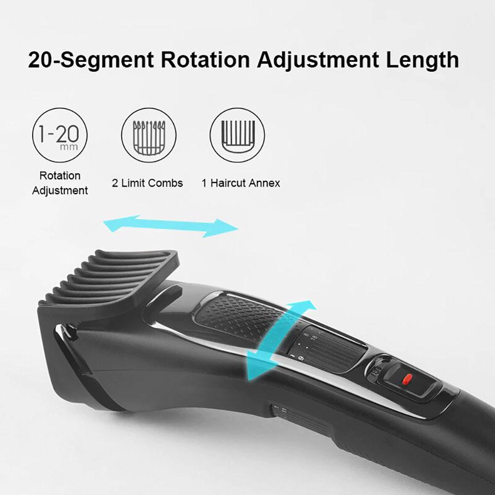 ماشین اصلاح شارژی ENCHEN Sharp 3S Hair Clipper