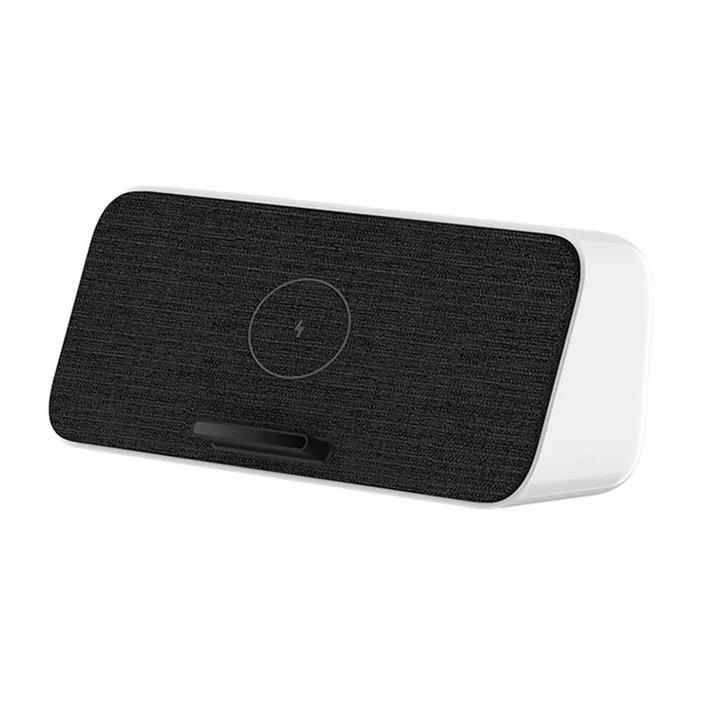 اسپیکر بلوتوث شیائومی مدل Xiaomi 30W Max Wireless Charging Bluetooth Speaker XMWXCLYYX01ZM
