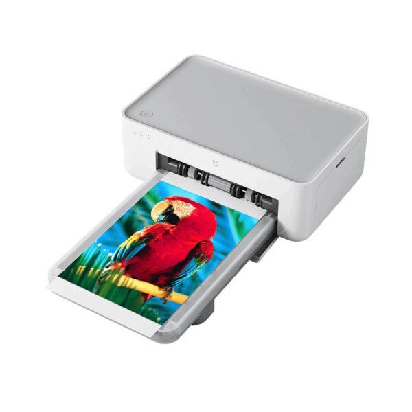 پرینتر عکس شیائومی میجیا مدل Xiaomi Photo Printer Mijia White ZPDYJ01HT