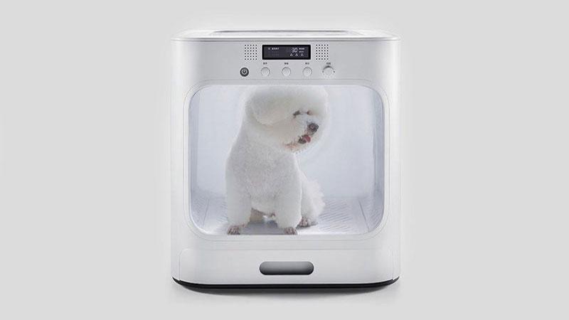دستگاه خشک کن موی حیوانات خانگی شیائومی