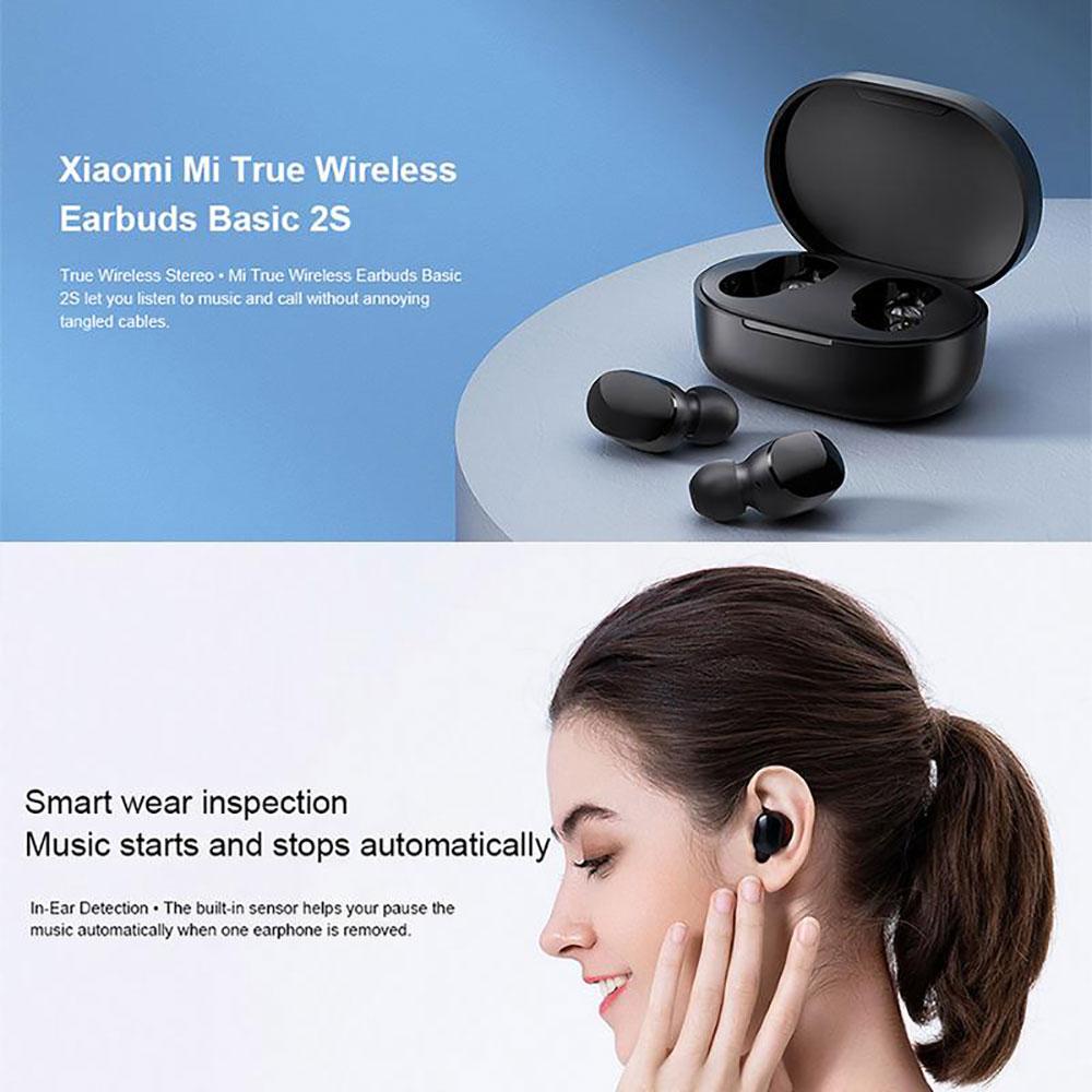هندزفری بی سیم شیائومی Xiaomi Mi True Wireless Earbuds Basic 2S